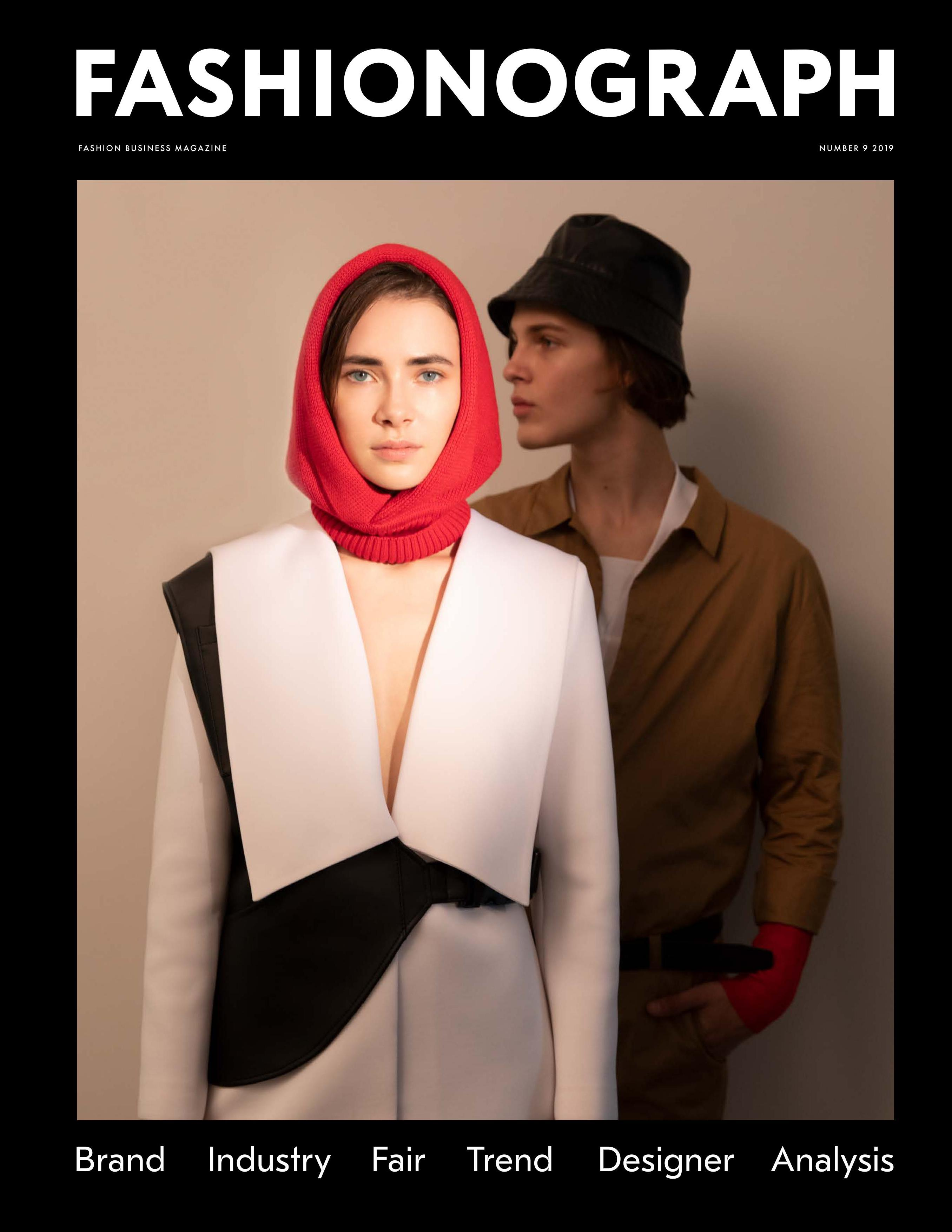 Issue #9 FW 2019/20